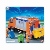 Playmobil Camion de recyclage ordures 4418