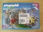 Playmobil Superset Vikings et trésor 3137 (boite abîmée)