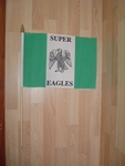 Drapeau Super Eagles