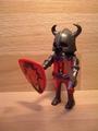 Chevalier dragon rouge