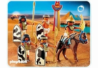 Playmobil Soldats Egyptiens 4245