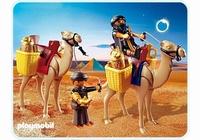 Playmobil Voleurs et dromadaires 4247