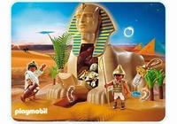 Playmobil Sphinx avec momie 4242 (boite abîmée)