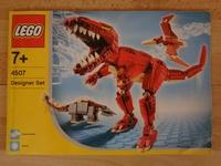 notice lego 4507 en l'état