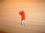 Bras rouge Neuf