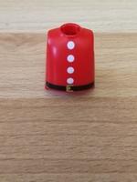 Buste rouge ceinture pour gros ventre Neuf