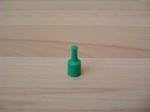 Bouteille verte petit modèle